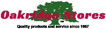 Oakridge Hobbies Online Stores - oakridgestores.com
